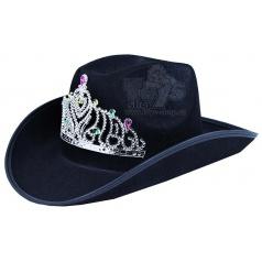 klobouk kovbojský dámský