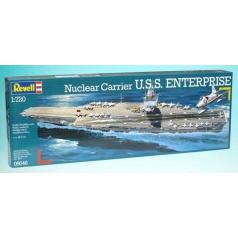 Revell Plastic ModelKit loď 05046 - U.S.S. Enterprise (1:720)