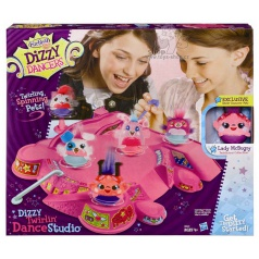 Hasbro FurReal Friends Dizzy Dancers Taneční studio