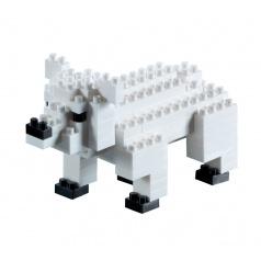 Brixies stavebnice Lední medvěd