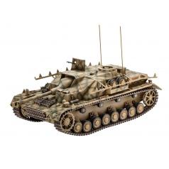 """Revell 03255 Plastic ModelKit tank - Sd.Kfz. 167 """"StuG IV"""" (1:35)"""