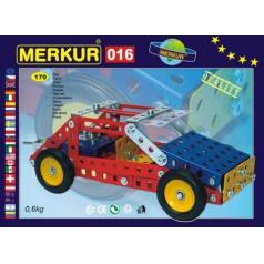 MERKUR M 016 kovová stavebnice Buggy 205 dílů
