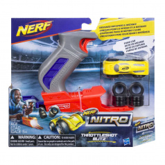 Hasbro C0780 Nerf Nitro Throttleshot Blizt asst