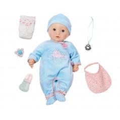Zapf panenka Baby Annabell panenka chlapeček 43cm