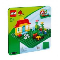 Lego DUPLO 2304 Velká zelená podložka na stavění