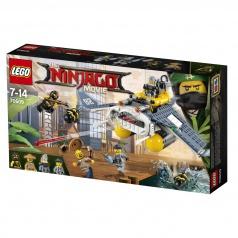 Lego Ninjago 70609 Bombardér Manta Ray