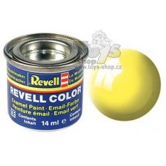 Barva Revell emailová lesklá žlutá č. 12