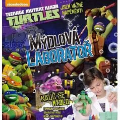 ALBI Želvy Ninja mýdlová laboratoř
