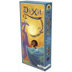 ADC Blackfire hra Dixit 3 Journey rozšíření