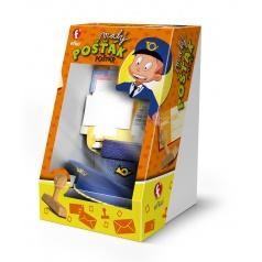 EFKO dětská hrací sada Malý pošťák v krabici