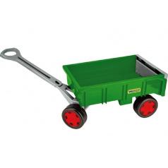 WADER Vozík/Vlečka dětská plast 95cm Wader Farmer nosnost 60kg 12m+