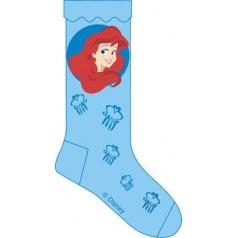 "Ponožky tenké ""Princess-Ariel"" modré, vel. 23/26#23/26"
