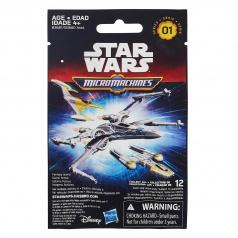 Hasbro STAR WARS EPIZODA 7 VOZIDLA V PYTLÍKU B3680