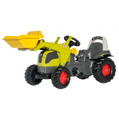 ROLLYTOYS 025077 Šlapací traktor Rolly Kid Claas Elios