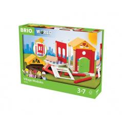 BRIO 33942 Set pro přístavbu budov