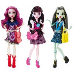Mattel Monster High ZÁKLADNÍ PŘÍŠERKA ASST DNW97