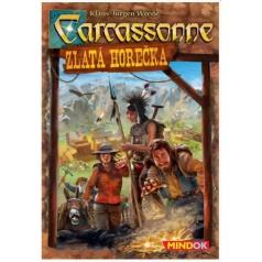 Mindok hra Carcassonne Zlatá horečka