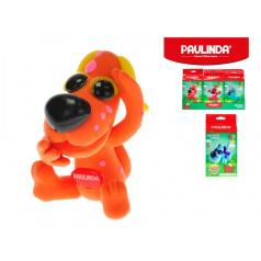 Paulinda Tvořivá hmota/modelína Paulinda Funny dog 28g+8g s doplňky asst 6 druhů