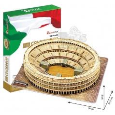 3D Puzzle Colosseum 84 dílků