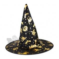 Karnevalový klobouk čarodějnice dětský