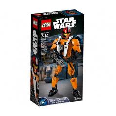LEGO Star Wars 75115 - akční figurky  Poe Dameron