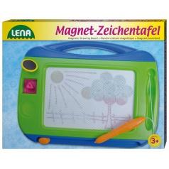 LENA Magnetická tabulka, barevná 32 cm