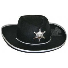 Karnevalový klobouk kovbojský dětský