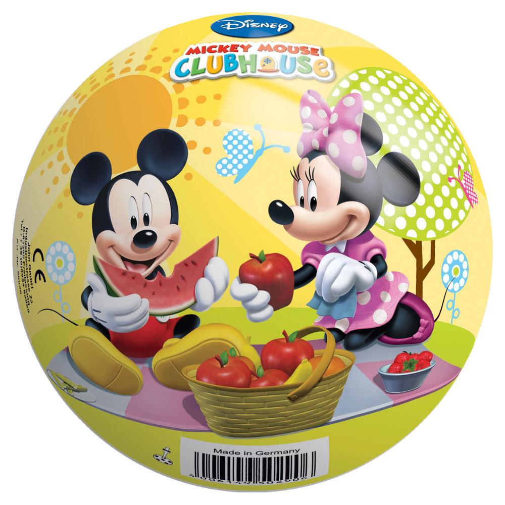 John Míč Mickey Mouse - 130 mm