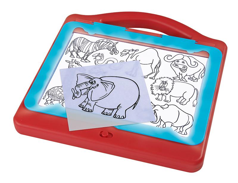 Simba A&F Kreslící tabulka světelná
