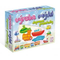 DetiArt Výroba mydla - Transport