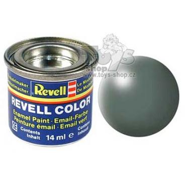 Revell emailová barva 32360 hedvábná zelená