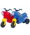 Teddies Odrážedlo CLASSIC Motor plast výška sedadla 31cm nosnost do 50kg asst 2 barvy od 3 let