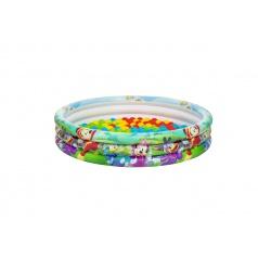 Bestway Nafukovací bazének, průměr 1,22m, výška 25cm