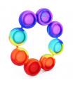 Rappa POP IT náramek 8 bublin
