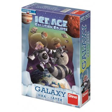Dino Doba ledová 5 Galaxie hra
