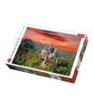 Trefl Puzzle Zámek Neuschwanstein, Německo 2000 dílků 96x68cm v krabici 40x27x6cm