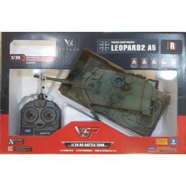 VS Tank IR German Leopard A5 RC tank na ovládání