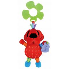K´s Kids Úchyt na kočárek - pes Patrick