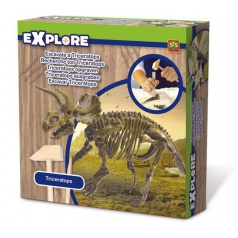 SES Kostra Triceratops