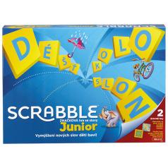 Mattel Y9738 Junior Scrabble hra