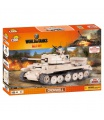 COBI World Of Tanks stavebnice tanku Cromwell 505 kostek, 1 f