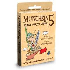 ADC Blackfire Entertainment ADC Blackfire hra Munchkin - rozšíření 5.