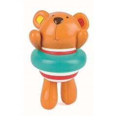Hape Hračky do vody - Plavací medvídek