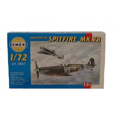 Směr modely plastové SUPERMARINE Spitfire MK.VB1:72