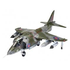 Revell Gift-Set letadlo 05690 - Harrier GR.1  (1:32)