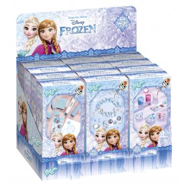 Kreativní sada Ledové království/Frozen, asst 3 druhy
