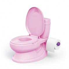 Dolu Dětská toaleta, růžová