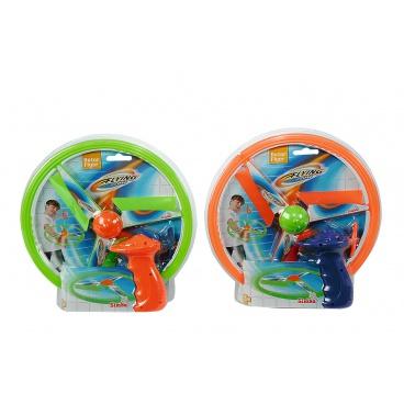 Simba Létající disk, na natažení, 2 druhy