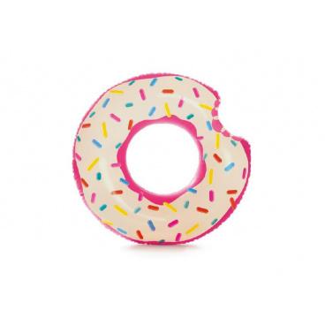 teddies Intex Kruh donut nafukovací 107x99cm