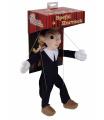 Moravská Ústředna Spejbl - textilní loutka 30cm marioneta